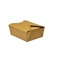 Ételtároló doboz tésztához, 1,3 l, lebomló | 129 Ft/db, 300db