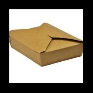 Ételtároló doboz tésztához, 1,5 l, lebomló | 131 Ft/db,280db