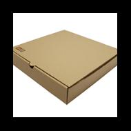 Pizza doboz, 22,9*22,9 cm, lebomló |138 Ft/db 100db