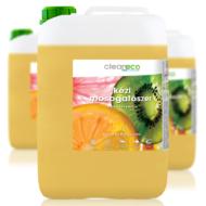 Cleaneco Háztartási  Kézi Mosogatószer koncentrátum - mangó & papaya illattal 5L - újrahasznosított csomagolásban