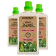 Cleaneco Háztartási Organikus Üvegtisztító és Általános Tisztítószer 1L - komposztálható csomagolásban