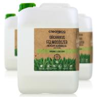 Cleaneco Ipari Organikus Felmosószer növényi alkohollal - Green Tea Herbal 5L - újrahasznosított csomagolásban