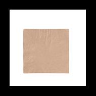 Környezetbarát szalvéta, 24 cm, kétrétegű | 7 Ft/db, 4000db