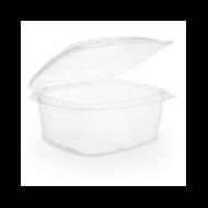 Lebomló ételtároló doboz, PLA, 4,5 dl, tetővel | 101 Ft/db, 300db
