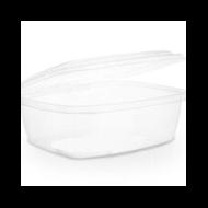 Lebomló ételtároló doboz, PLA, 9 dl, tetővel | 163 Ft/db, 200db