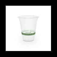 PLA pohár, standard, 3,4 dl, lebomló, hideg italokhoz | 58 Ft/db, 1000db