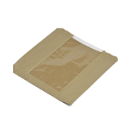 Papír zacskó, PLA ablakos, lebomló | 18 Ft/db, 1000db