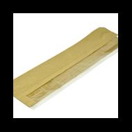 Papír zacskó, PLA oldalablakos, lebomló | 27 Ft/db, 1000db