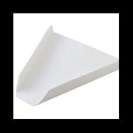 Papírtálca pizzaszelethez, lebomló | 29 Ft/db, 1000db
