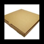 Pizza doboz, 40,6*40,6 cm, lebomló | 332 Ft/db, 50db