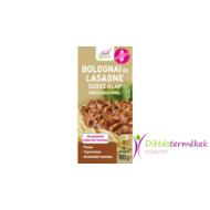 Szafi reform bolognai és lasagne szósz alap édesítőszerrel (gluténmentes, paleo) 80 g