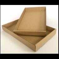 Streetfood papír tálca, 28*16 cm, lebomló | 45 Ft/db, 100db