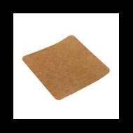Szendvicslap, lebomló 12,7*12,7 cm | 15 Ft/db, 500db