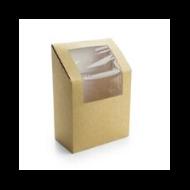 Tortilla-doboz | 70 Ft/db, 500db