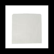 Zacskó, újrahasznosított, fehér | 9 Ft/db, 1000db
