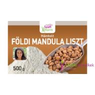 Szafi reform hántolt földimandula liszt / mandulafű (cyperus esculentus) liszt 500 g