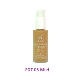 BoHo alapozó krém üvegben - FDT 05 - Miel
