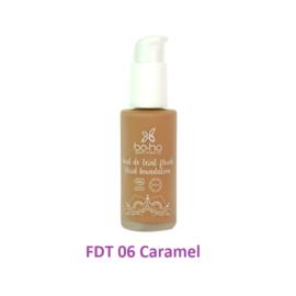 BoHo alapozó krém üvegben - FDT 06 - Caramel