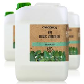 Cleaneco Ipari Bio Hideg Zsíroldó 5L - újrahasznosított csomagolásban