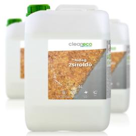 Cleaneco Hideg Zsíroldó és Grill tisztító 5L - újrahasznosított csomagolásban