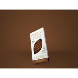 Crunchy & Csoki csokoládé kókusszal és nyomelemekkel