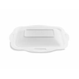 Elviteles doboz tető, 3,6-6,5 dl dobozaljhoz, lebomló cukornád, meleg ételhez , 600db