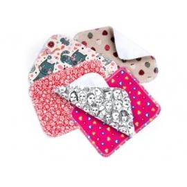 Emilla mosható törlőkendő, popsitörlő