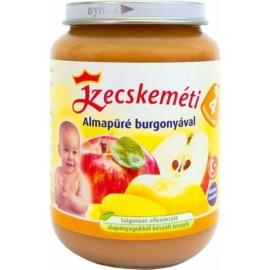Kecskeméti Almapüré burgonyával 190g bébiétel (min. rendelés 3db)