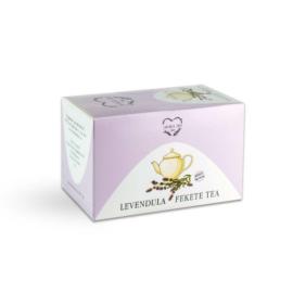 Levendula Fekete Tea