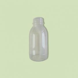 PLA palack (bio-lebomló) • 0,33l • 144 db/zsák