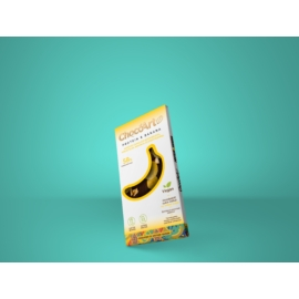 Protein & Banán csokoládé rizsfehérjével