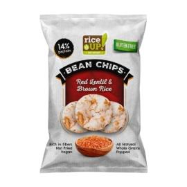 Rice Up protein rizs chips vöröslencsével 60 g