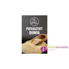 Szafi free gluténmentes puffasztott quinoa 125 g