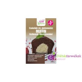 Szafi reform csokoládé ízű muffin lisztkeverék édesítőszerrel (gluténmentes, paleo) 280 g