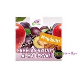 Szafi reform fahéjas szilva-alma lekvár 350