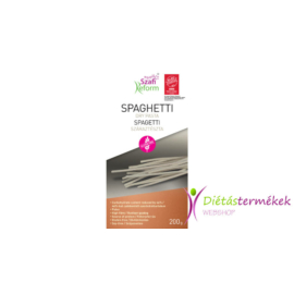 Szafi reform spagetti - spaghetti száraztészta (gluténmentes) 200g