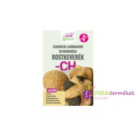 Szafi reform szénhidrát-csökkentett termékekhez rostkeverék (paleo, gluténmentes) 500 g
