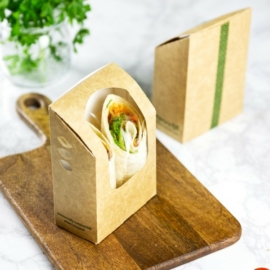 Tortilla-doboz , 500db
