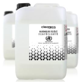 Cleaneco ipari alkoholos felület fertőtlenítő  5l