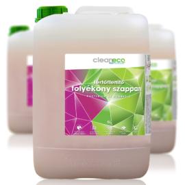Cleaneco ipari fertőtlenítő folyékony szappan 5l - újrahasznosított csomagolásban