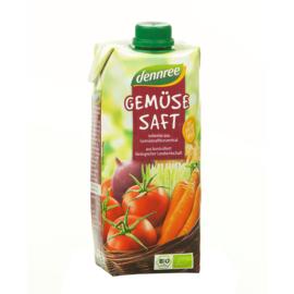 dennree BIO vegyes zöldséglé 500ml