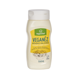 VeganChef Veganéz light majonéz 320g