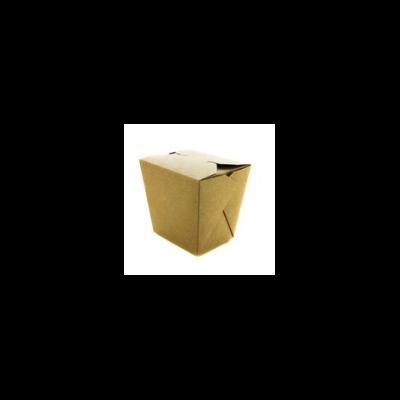 Ételtároló doboz tésztához, 9 dl, lebomló | 159 Ft/db 400db