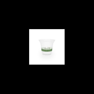 PLA pohár, standard, 2,5 dl, lebomló, hideg italokhoz | 45 Ft/db, 1000db