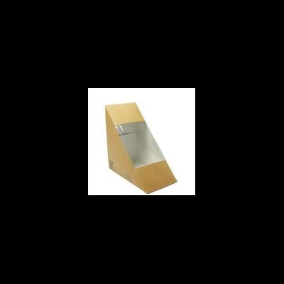 65 mm standard szendvicsdoboz két szendvicshez - | 61 Ft/db, 500db