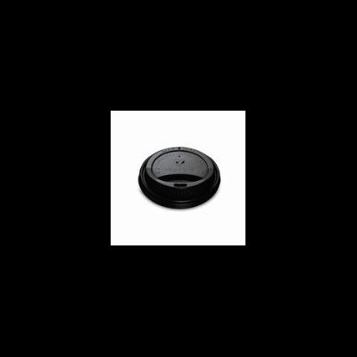 79 mm fekete CPLA kávés pohártető (2,3 dl pohárhoz) | 28 Ft/db, 1000db
