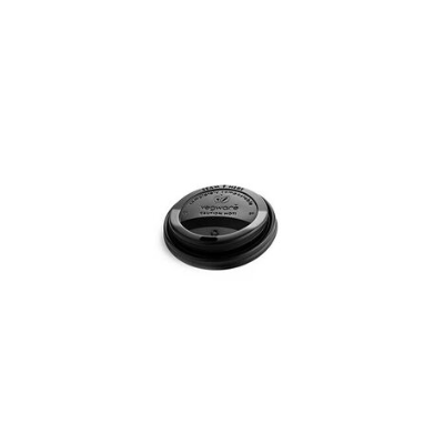 89 mm fekete CPLA kávés pohártető (2,8-5,7 dl pohárhoz)   30 Ft/db, 1000db