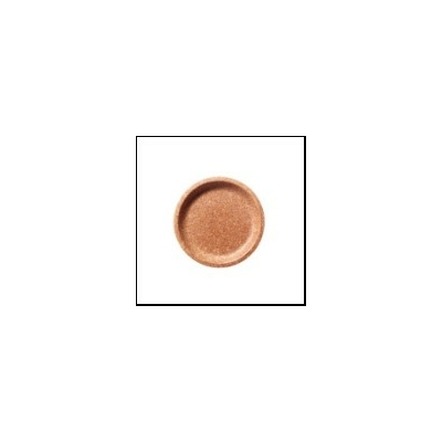 Búzakorpa lapostányér, 20 cm, 100 db | 139 Ft/db