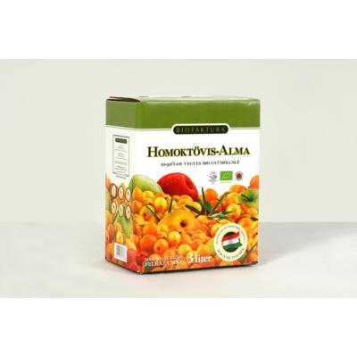 Bio homoktövis-alma 3 liter