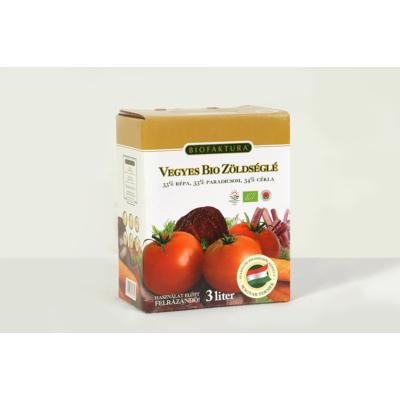 Bio vegyeszöldséglé 3 liter